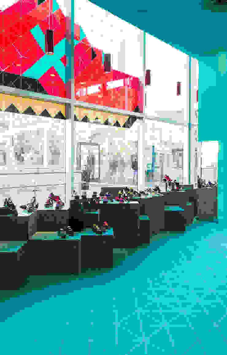 Pop Up Store Munich de CartonLab Moderno
