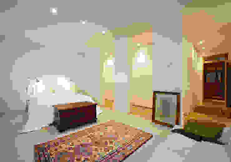 Vivienda Ortega y Gasset.Madrid Dormitorios de estilo moderno de Beriot, Bernardini arquitectos Moderno