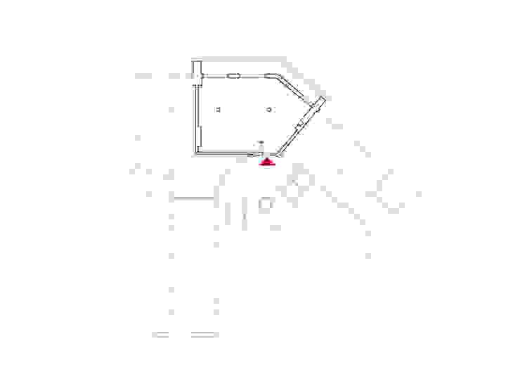 Flat N°4. A small ap Oleh Julien Joly Architecture