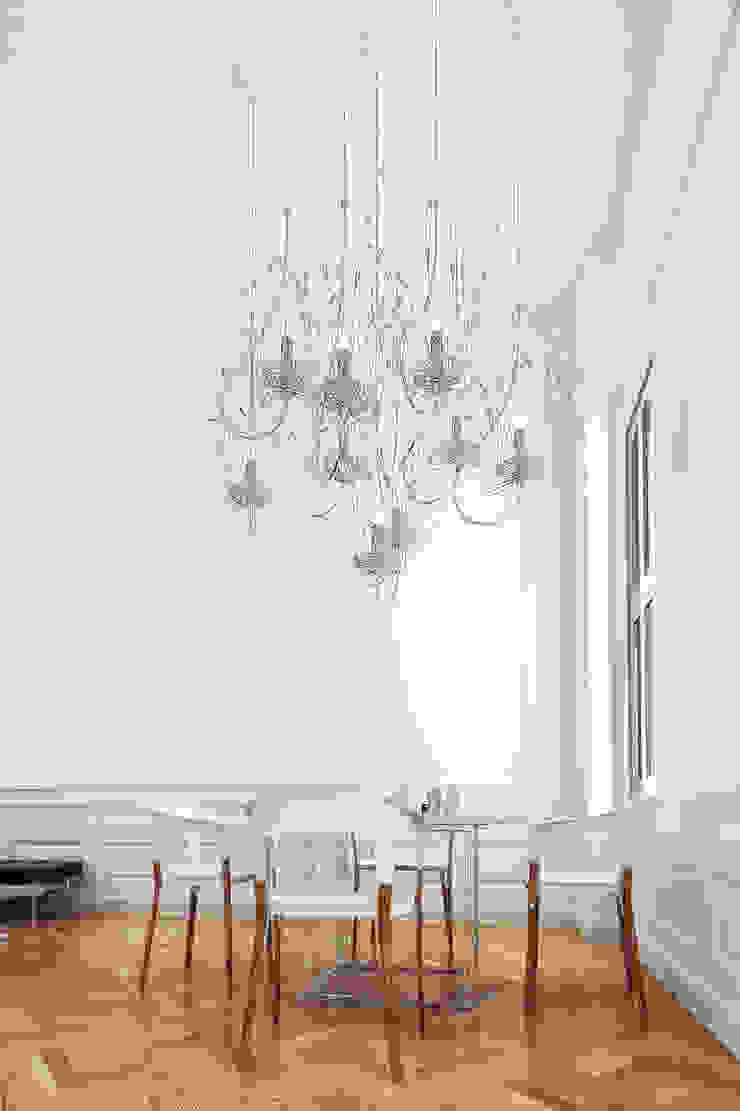 CANDLES AND SPIRITS SQUADRA,  Brand Van Egmond: modern  by Future Light Design, Modern