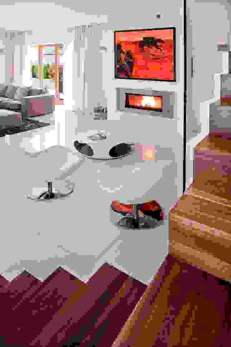 Salon Eklektyczny salon od living box Eklektyczny