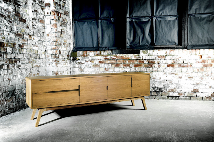 ES Sideboard Credenza de AFID Design Escandinavo