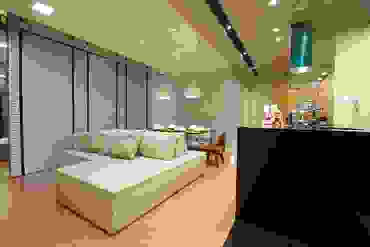 Living Salas de estar modernas por Neoarch Moderno