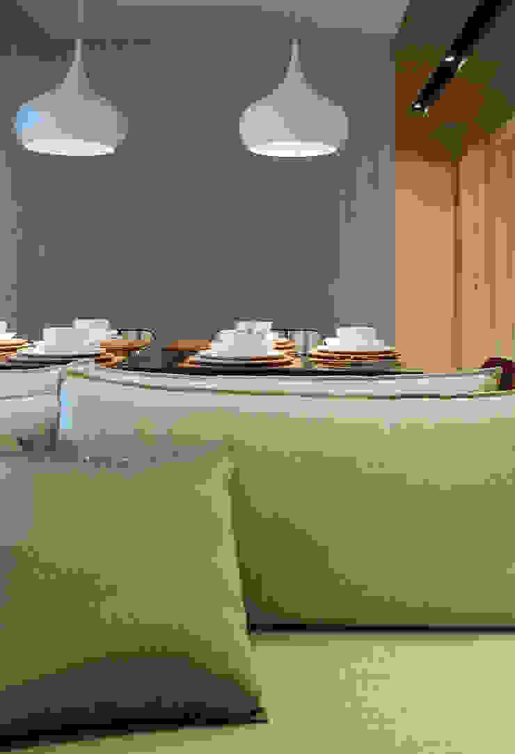 Apartamento A+F Cozinhas modernas por Neoarch Moderno