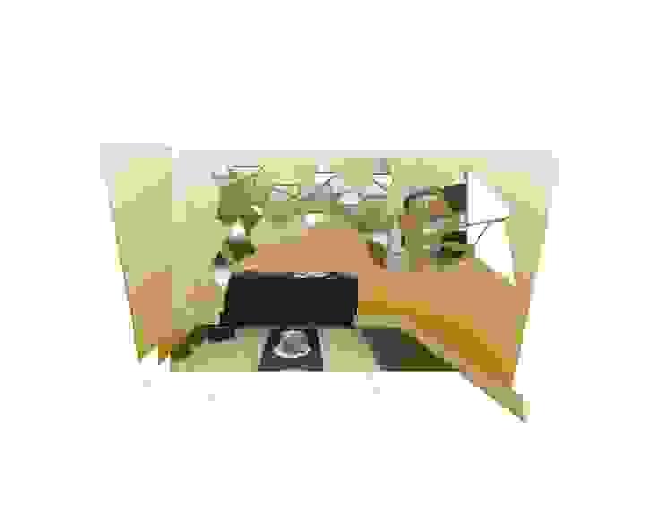 antonio giordano architetto Modern study/office