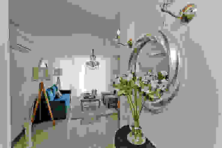 Апартаменты с одной спальней в комплексе <q>Garden of eden</q> Болгария от Студия Татьяны Гребневой Средиземноморский