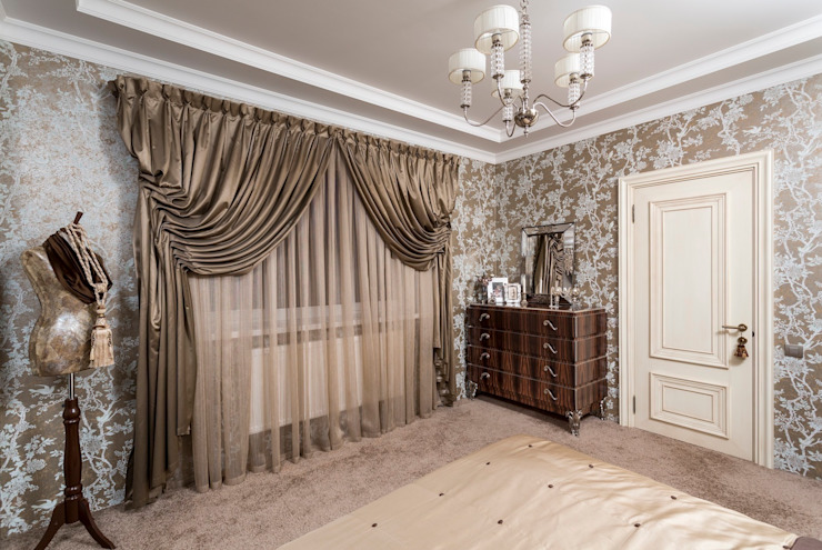Спальня от Архитектурно-Строительная Компания 'SM-Home'