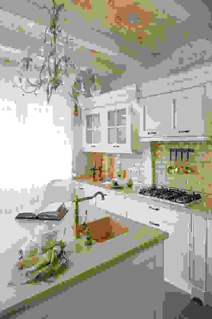 Кухня от Архитектурно-Строительная Компания 'SM-Home'