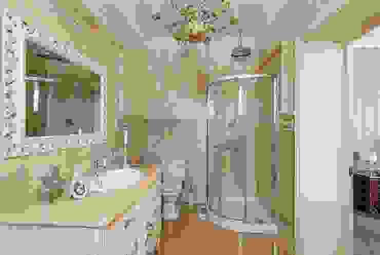 Ванная от Архитектурно-Строительная Компания 'SM-Home'
