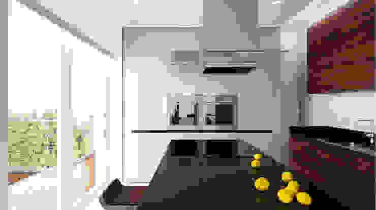 Minimalistische keukens van living box Minimalistisch