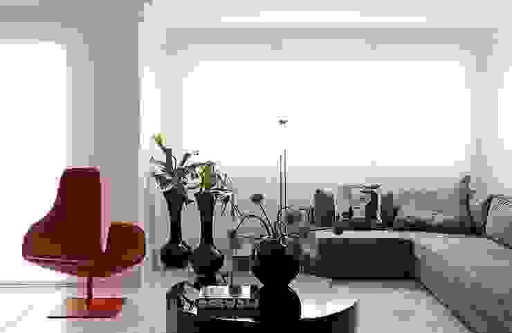 Salones de estilo moderno de STUDIO CAMILA VALENTINI Moderno