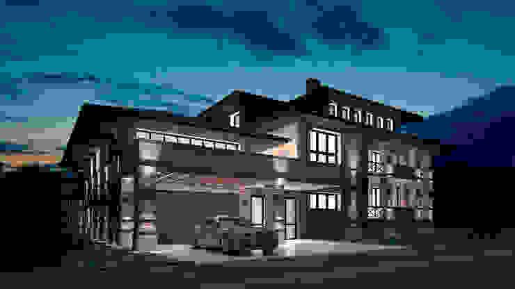 Дом Дома в стиле модерн от Смарт проект Модерн