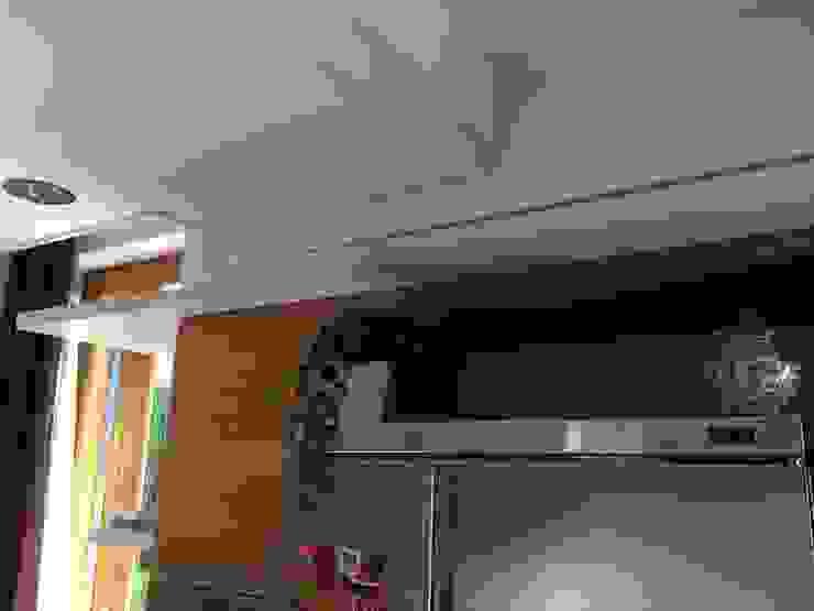 particolare falegnameria area cucina antonio giordano architetto CasaContenitori