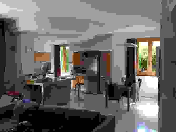 area cucina antonio giordano architetto Cucina moderna