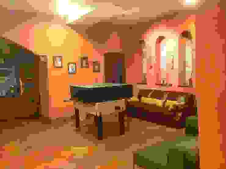 antonio giordano architetto Modern dining room