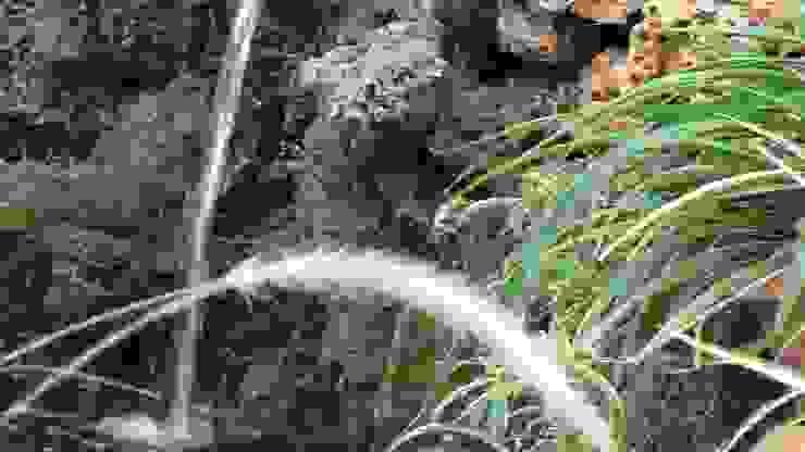 sihirli peyzaj bahçe tasarım proje uygulamaları Akdeniz Havuz Sihirli Peyzaj Akdeniz
