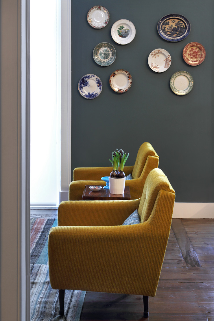 Tiago Patricio Rodrigues, Arquitectura e Interiores Living room