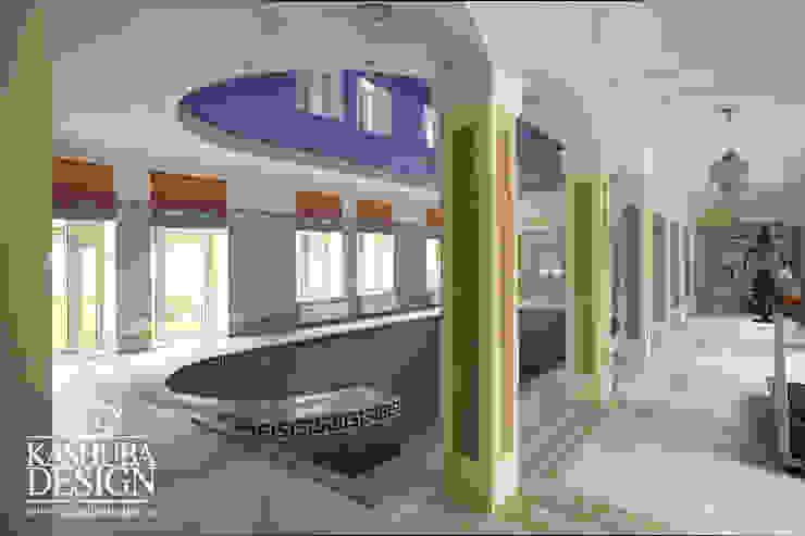 Дом космополит Бассейн в классическом стиле от KASHUBA DESIGN Классический