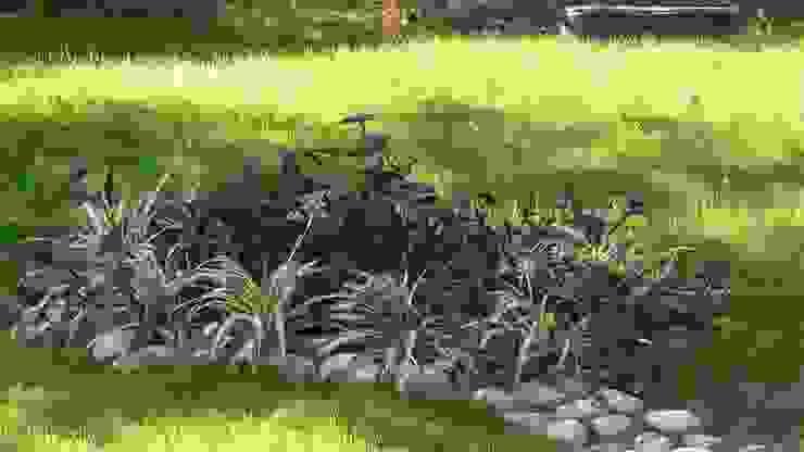 Sihirli Peyzaj – sihirli peyzaj bahçe tasarım proje uygulamaları:  tarz Bahçe,