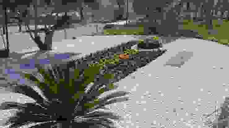 sihirli peyzaj bahçe tasarım proje uygulamaları Sihirli Peyzaj Akdeniz