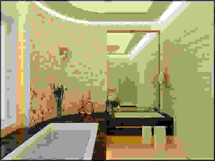 Nuevo Tasarım – Suit banyo:  tarz Banyo,