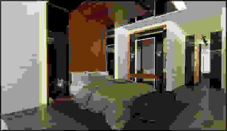 Moderne slaapkamers van homify Modern