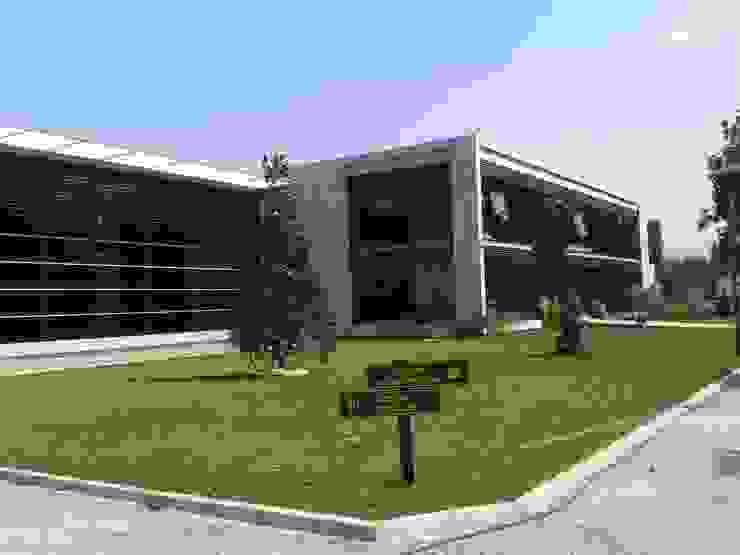 Sakarya 1.Organize Sanayi Bölgesi Müdürlük Binası Bahçesi Peyzaj Alanı Çisem Peyzaj Tasarım Etkinlik merkezleri