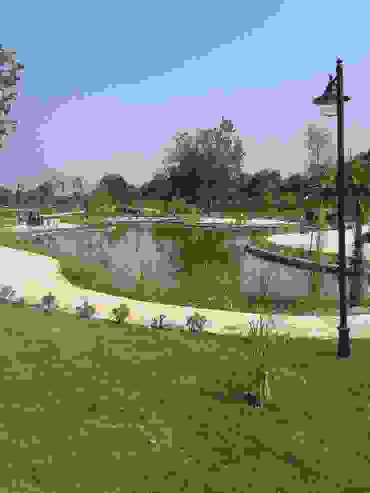 Sakarya 1.Organize Sanayi Bölgesi Müdürlük Binası bahçesi Peyzaj Uygulaması Çisem Peyzaj Tasarım Etkinlik merkezleri