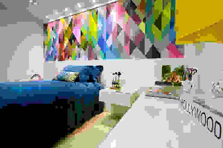 Dormitorios de estilo  de Coutinho+Vilela