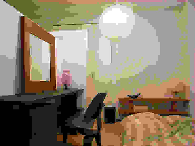 布施M リノベーション オリジナルスタイルの 寝室 の 4建築設計事務所 オリジナル