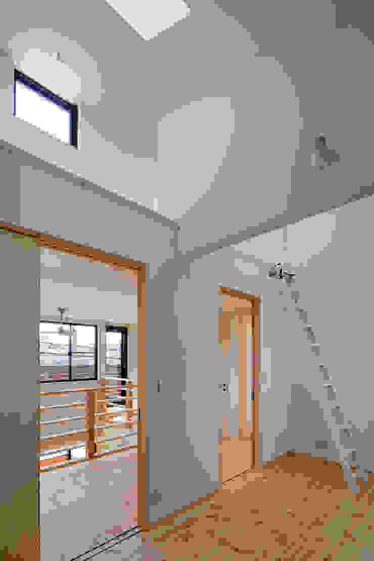 三橋の家 モダンデザインの 子供部屋 の 株式会社山岡建築研究所 モダン