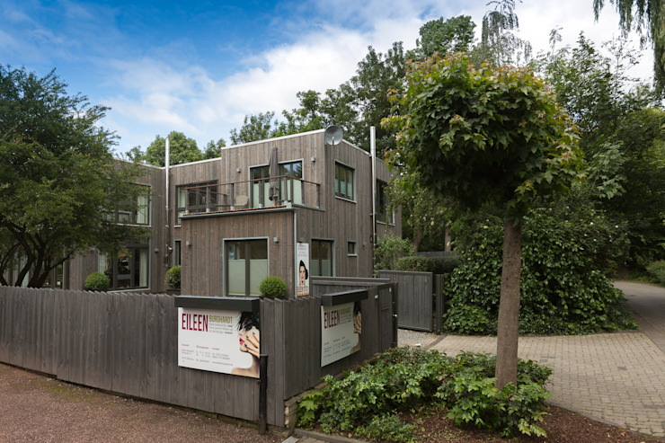 Nhà gỗ by cordes architektur