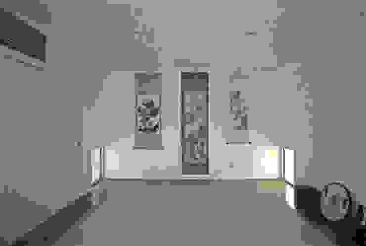 和室 の 三浦尚人建築設計工房 モダン 石灰岩