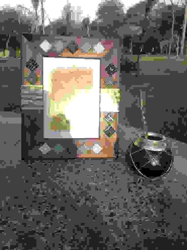 Portarretratos decorados con venecitas de ArteSana