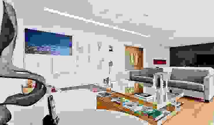 Modern Oturma Odası SESSO & DALANEZI Modern