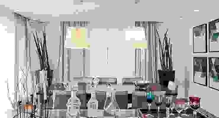 Lapa | Residenciais Salas de jantar modernas por SESSO & DALANEZI Moderno