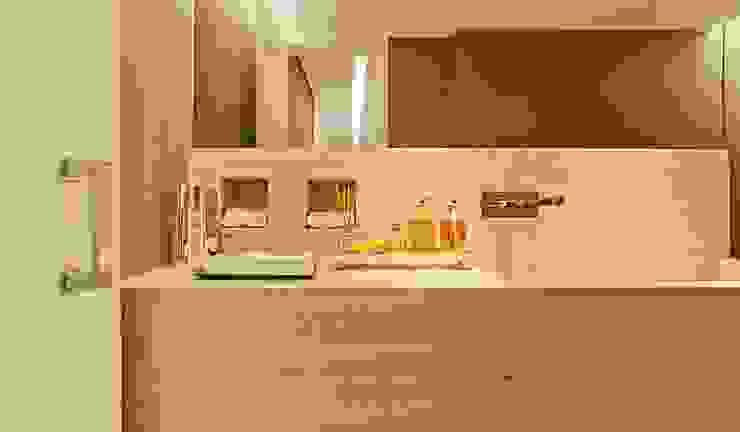 Lapa | Residenciais Banheiros modernos por SESSO & DALANEZI Moderno