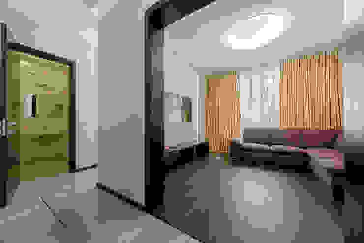 Интерьерная фотосъемка квартиры Гостиная в стиле минимализм от Platon Makedonsky Минимализм