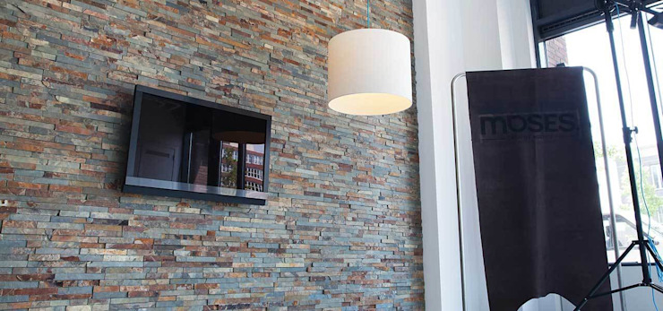 Modern offices & stores by Xcel Stones Modern