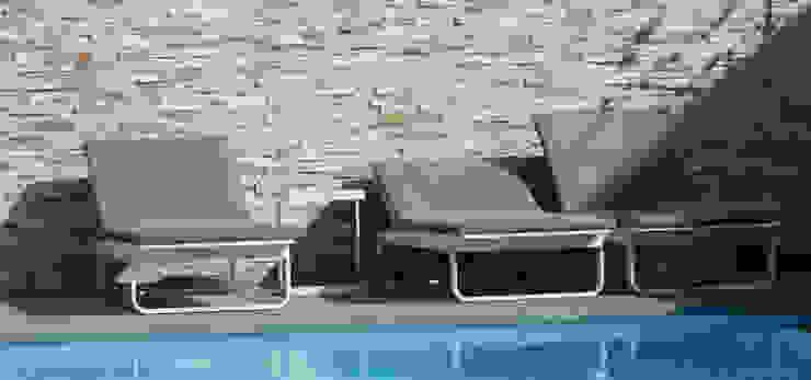 Сад в средиземноморском стиле от Xcel Stones Средиземноморский