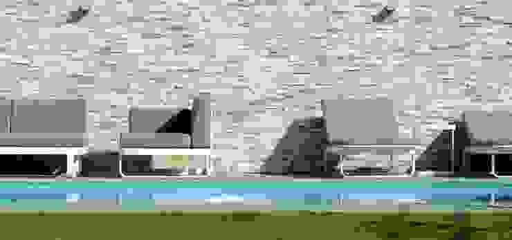 Jardines de estilo  de Xcel Stones, Mediterráneo