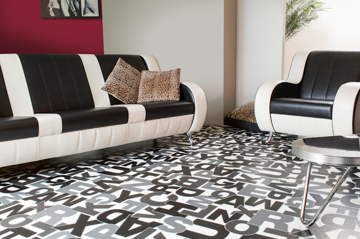 Alphabet: modern  by Avenue Floors, Modern