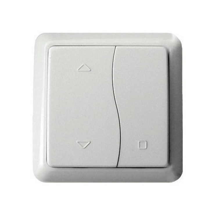 LIGHTWAVERF ON/OFF PADDLE SWITCH (WHITE): modern  by DirectTradeSupplies, Modern