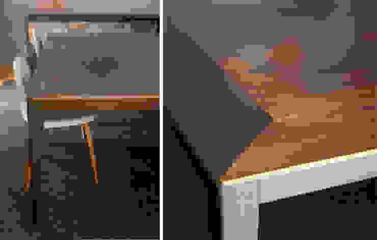 Detalles mobiliario Salones de estilo ecléctico de DyD Interiorismo - Chelo Alcañíz Ecléctico