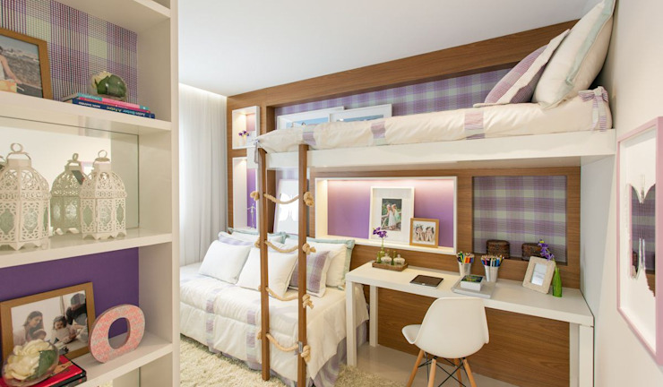Nursery/kid's room by SESSO & DALANEZI, Modern