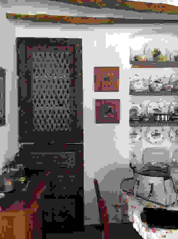 Alacena Cocinas de estilo mediterráneo de Anticuable.com Mediterráneo