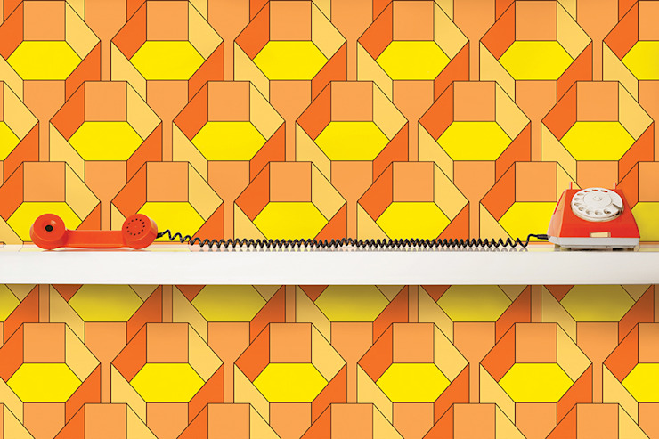 Hexa-Gone 4 wallpaper: modern  by quirk and rescue, Modern