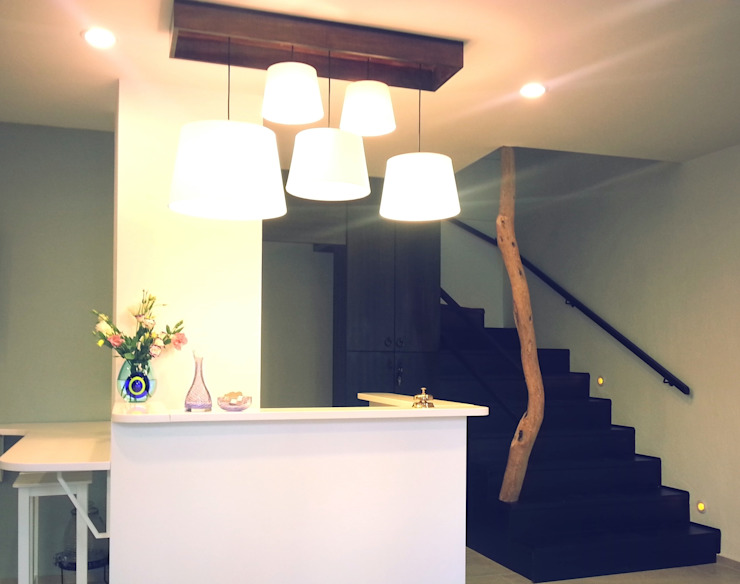 Resepsiyon, Egesade Otel Minimalist Oteller Ferhan Tasarım Minimalist