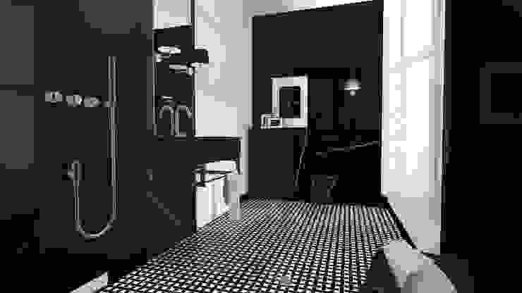 Łazienka Klasyczna Klasyczna łazienka od Studio ONE HOME Klasyczny