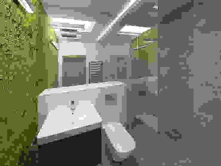Minimalist style bathrooms by KRY_ Minimalist